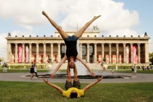 Isabel Essen Acro Yoga Stuttgart Germany