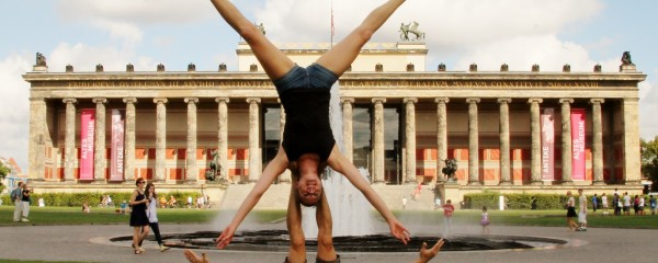 Isabel Essen Acro Yoga Stuttgart Germany