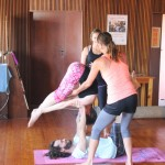 Isabel Essen AcroYoga Cape Town
