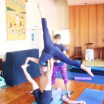 Isabel Essen Acro Yoga Cape Town