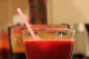 Isabel Essen_Healthy Eats_Ginger-Beet Juice